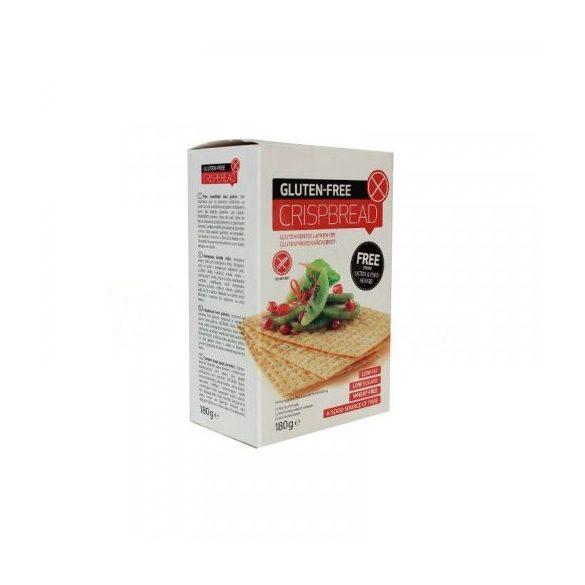 Nébar Crispme Crispbread lapkenyér gluténmentes 180 g