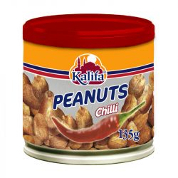Kalifa földimogyoró dobozos chilis 135 g