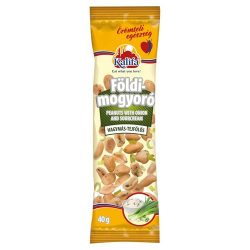 Kalifa földimogyoró hagymás-tejfölös 40 g