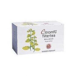 Dragon citromfű tea 25x1g 25 g