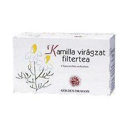 Dragon kamilla virágzat tea 25x1g 25 g