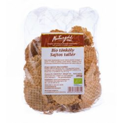 Naturgold bio tönkölytallér sajtos 100 g