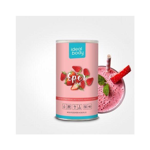 Turbó Diéta fogyókúrás italpor eper 525 g