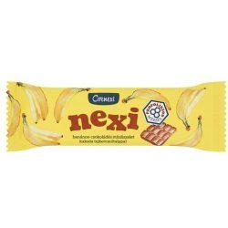 Cornexi nexi müzli szelet banán kakaós tejbevonó talppal 25 g