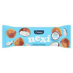 Cornexi nexi müzli szelet kókuszos kakaós tejbevonó talppal 25 g