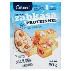 Cornexi sós karamellás protein zabkása 60g