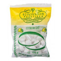 Szőlőcukor pasztilla citrom zacskós 100 g