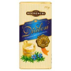 Diabon tejcsokoládé 20 g