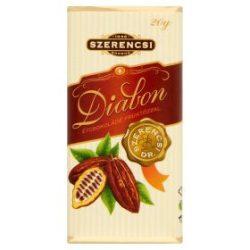 Diabon étcsokoládé 20 g