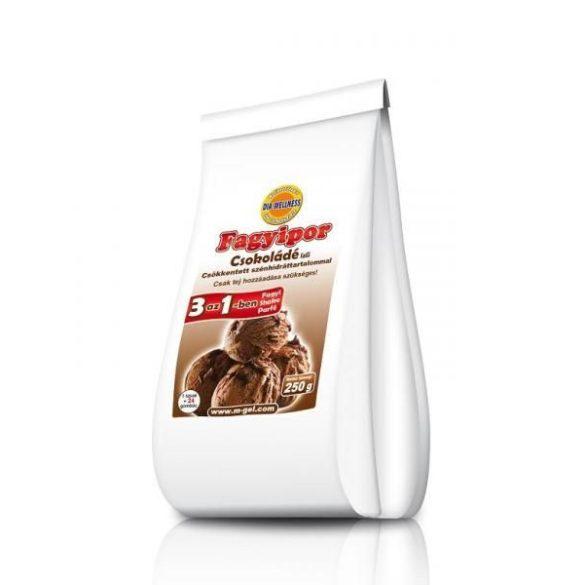 Dia-Wellness fagylaltpor csokoládé 250 g