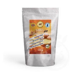 Dia-wellness gluténmentes 4in1 gríz alap édesítőszerrel 500 g