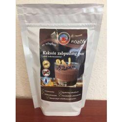 Dia-Wellness kakaós zabpudingpor gluténmentes 270 g