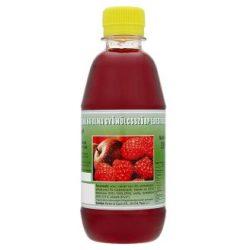 Ezerédes málna szörp cukormentes 330 ml