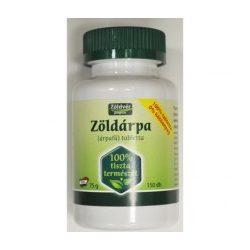 Zöldvér zöldárpa tabletta 150 db