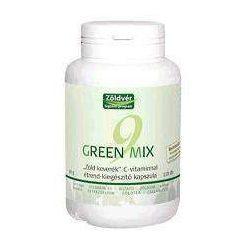 Zöldvér green mix 9 kapszula 110 db
