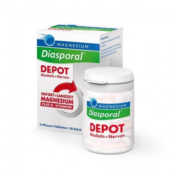 MAGNESIUM-DIASPORAL DEPOT
