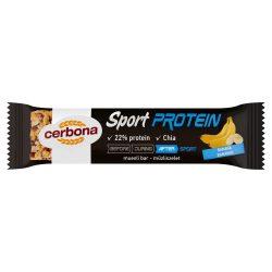 Cerbona Sport Protein Müzlisz.Banán 35 g