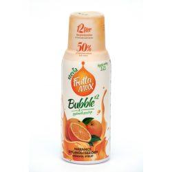 Fruttamax bubble 12 narancs 500 ml