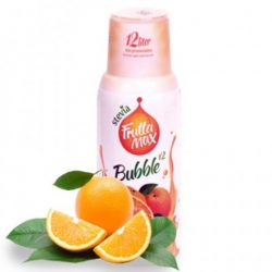 Fruttamax bubble 12 narancs light 500 ml
