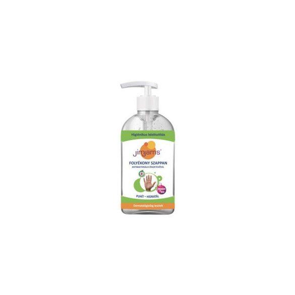 Jimjams folyékony szappan antibakteriális hatóanyaggal 300 ml
