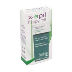 X-Epil gyantapatron happy roll 50 ml
