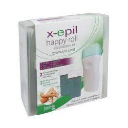 X-Epil gyantázószett happy roll