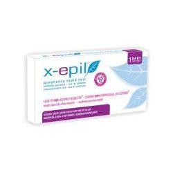X-Epil terhességi gyorsteszt csík 1 db