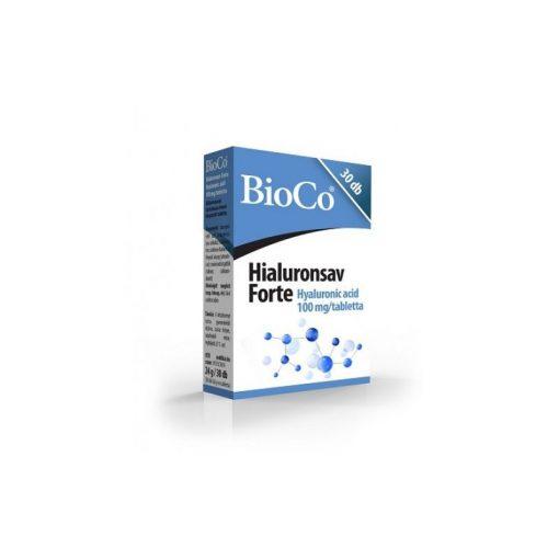 BIOCO HIALURONSAV FORTE TABLETTA 30 db