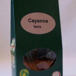 Erdészné Cayenne Bors Őrölt 30 g