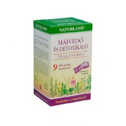Naturland májvédő tea 25x1,5g 38 g
