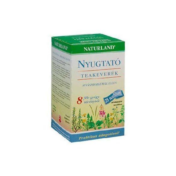 Naturland nyugtató tea 25x1,5g 38 g