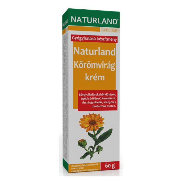 Naturland körömvirág krém 60 g