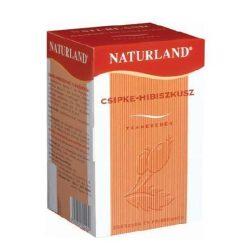 Naturland csipke-hibiszkusz tea 20x3g 60 g