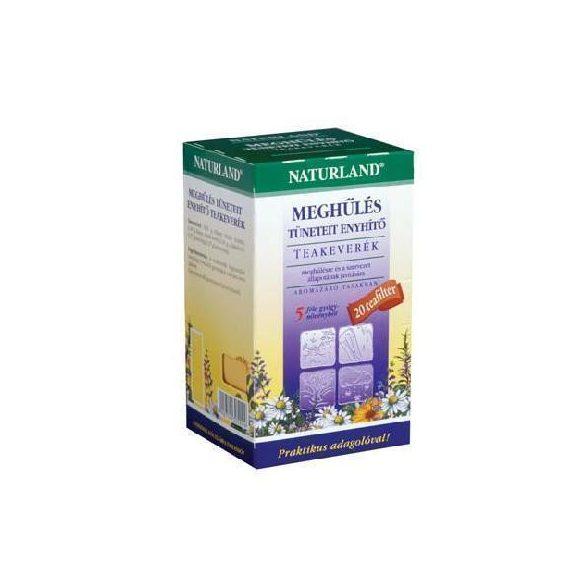 Naturland Meghűlést Enyhítő Tea  20 filter