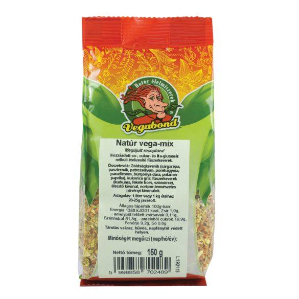 Vegabond natúr vega-mix 150 g