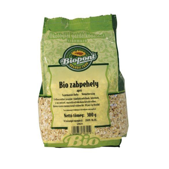 Biopont bio zabpehely apró 300 g