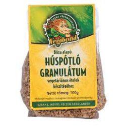 Vegabond búza alapú húspótló granulátum 100 g
