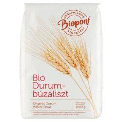 Biopont Bio Durumbúzaliszt Sima 1000 g
