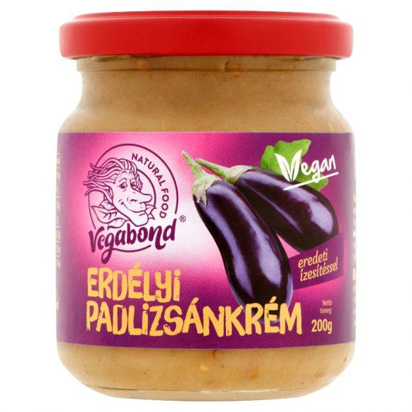 Vegabond erdélyi padlizsánkrém eredeti 200 g