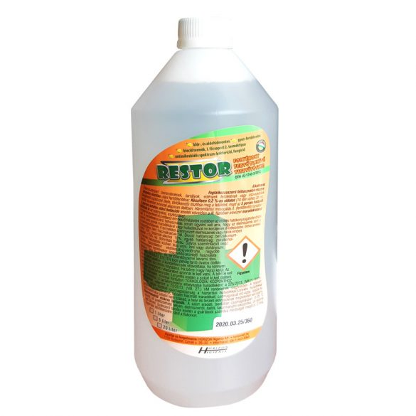Restor 1414 Folyékony Fertőtlenítőszer 1000 ml
