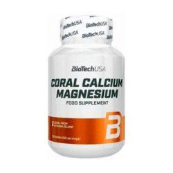 Biotech coral calcium-magnesium tabletta 100 db