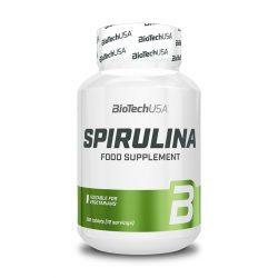 Biotech spirulina 100 tabletta 100 db