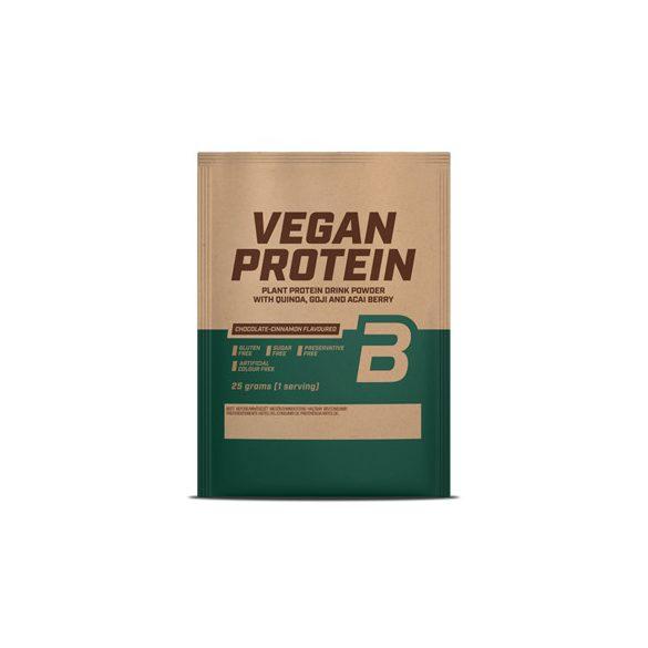 Biotech vegan protein erdei gyümölcs ízű fehérje italpor 25 g