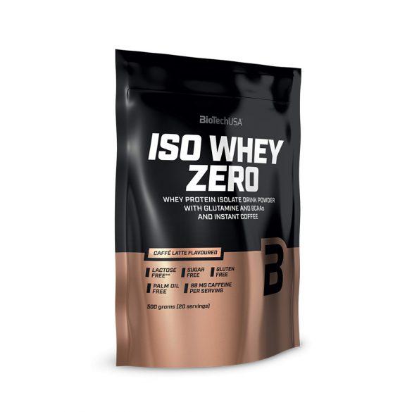 Biotech zero protein shake coffee 330 ml