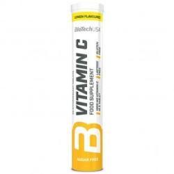 Biotech c-vitamin pezsgőtabletta citrom 80 g