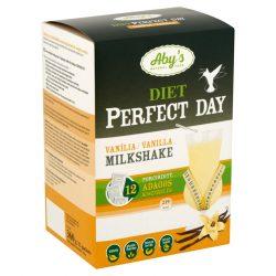 Aby diet perfect day milkshake vaníliás 360 g