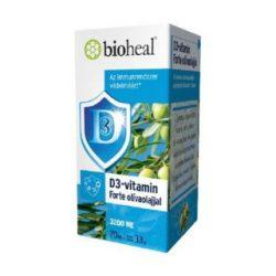Bioheal d3-vitamin forte olívaolajjal 70 db