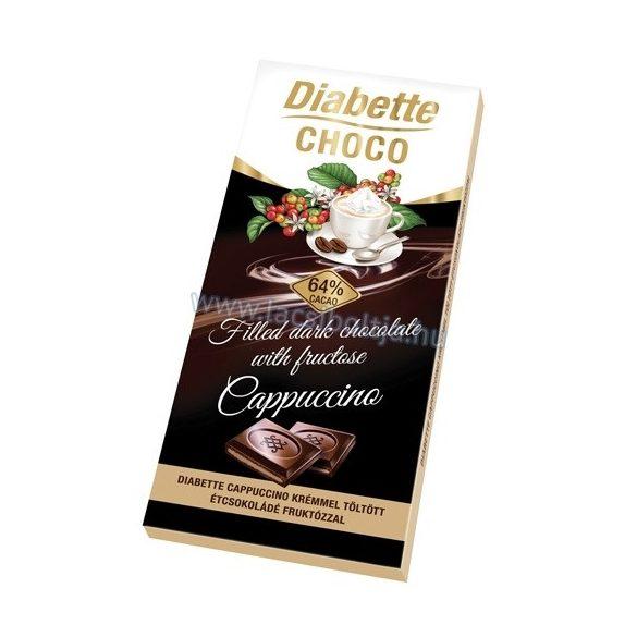 Diabette Étcsoki Cappuccino  80 g