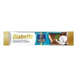 Diabette nas szelet kókuszos krémmel töltött csokibev ostya 26 g
