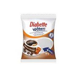 Diabette wellness espresso, caramel cukorka 60 g